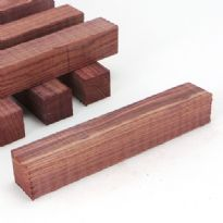 Kingwood pen blanks (Brazilian)